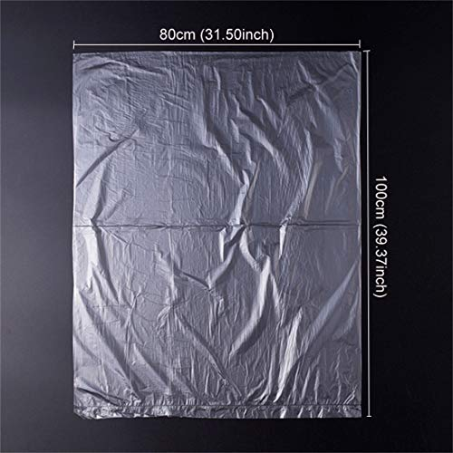 Learn More About YBLSMSH 100 PCS 2.8C Dust-Proof Moisture-Proof Plastic PE Packaging Bag, Size: 80cm...