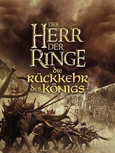 Der Herr der Ringe - Die Rückkehr des Königs [dt./OV]