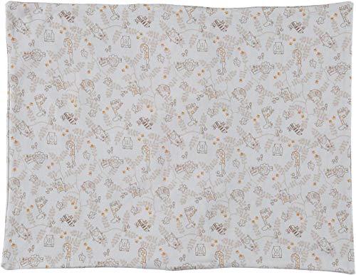 Soulwell Kissenbezug für Babys, Bio-Baumwolle, superweich, atmungsaktiv, niedlich, bunt, glatt, Premium-Qualität, GOTS-zertifiziert, Kinderbett, Bettwäsche, Kleinkind-Kissenbezug, 33 x 46 cm
