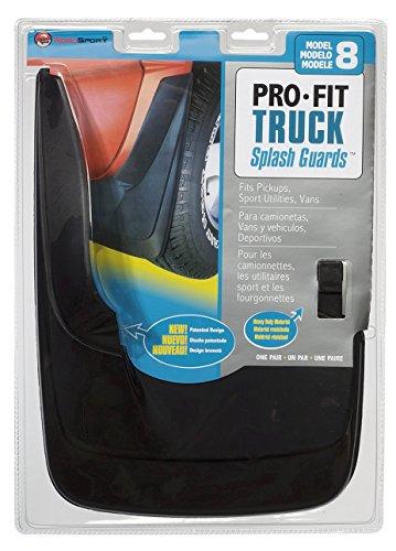 RoadSport 6418 Pro Fit Truck/SUV/Van Splash Guard