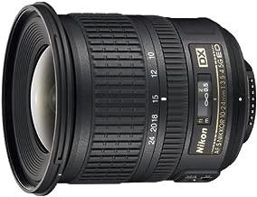 Nikon 10-24mm f/3.5-4.5 G DX AF-S ED Zoom-Nikkor Lens (Renewed)