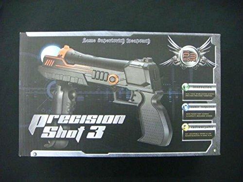 Desconocido Pistola para PS3 Precision Shot 3 Pistola Move Compatible