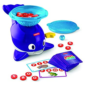 Thomas & Friends Fisher-Price Spout & Spell Whale