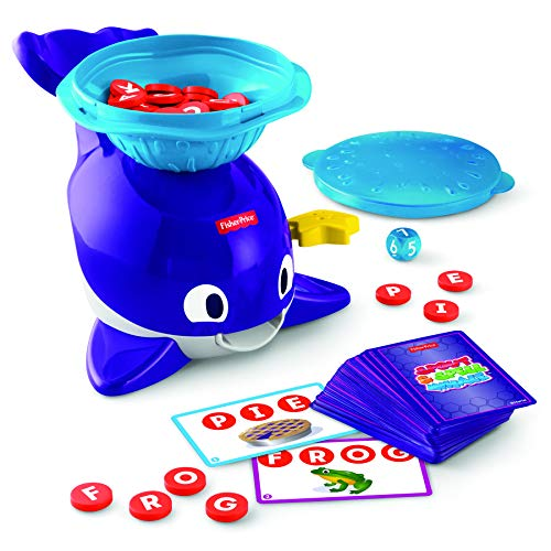 Fisher-Price Spout & Spell Whale