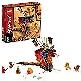 LEGO Ninjago - Colmillo de Fuego Set de construcción de Aventuras Ninja, incluye Minifiguras de Guerreros y una Serpiente Escupefuego, Novedad 2019 (70674)