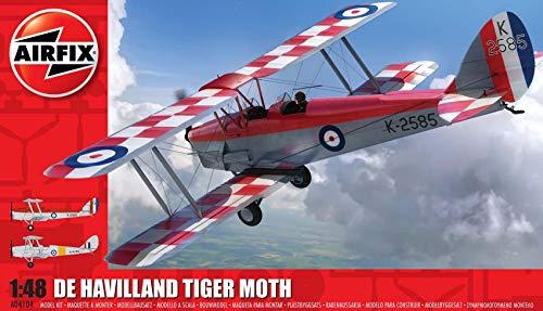 エアフィックス 1/48 デ・ハビラント D.H.82a タイガーモス プラモデル X4104