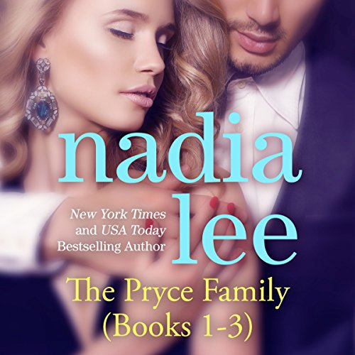 The Pryce Family, Books 1 - 3                   By:                                                                                                                                 Nadia Lee                               Narrated by:                                                                                                                                 Kirsten Leigh                      Length: 20 hrs and 28 mins     65 ratings     Overall 4.4