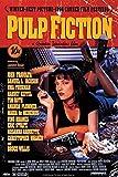 Pulp Fiction Filmplakat Filmposter Kino Movie Quentin