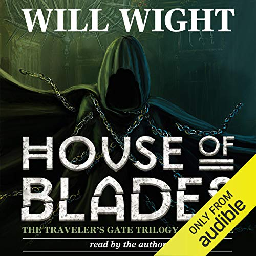 Page de couverture de House of Blades
