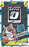 2017/18 Panini Donruss OPTIC NBA Basketball HUGE Factory Sealed 20 Pack Retail Box with 80 Cards! Look for ROOKIES,PRIZMS & AUTOGRAPHS of Donovan Mitchell, J... rookie card picture