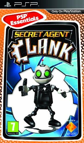 Secret Agent Clank Game (Essentials) PSP