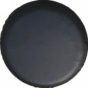 Fasmov Wheel Tire Cover Liberty Spare Tire Cover,Black (27 inches-30 inches)