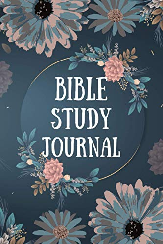 Bible Study Journal: Bible Study Journal for Women to Write In, Bible Study Journal with Prompts, Journal Life Application Womens Study Bible Niv Journal, Christian Bible Study Journal for Women