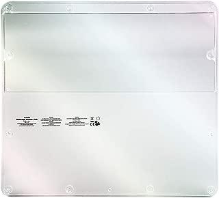 Sera 31147 - Cristal Transparente para portabicicletas Marin Biotop Cube 130 (PL-T5)