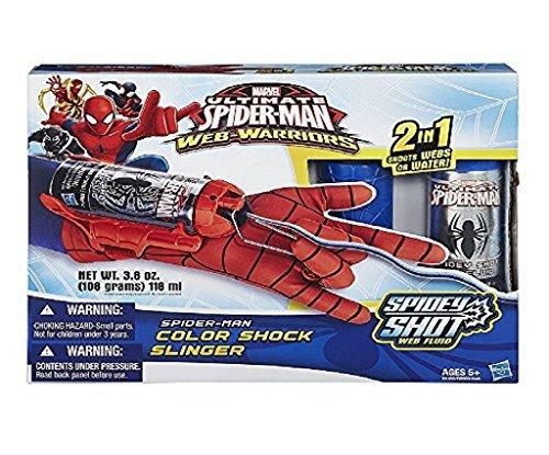 Hasbro Spider-Man Spiderman B1120E27 - Guanto...