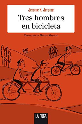 Tres hombres en bicicleta (En serio)
