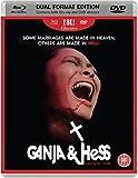 Ganja & Hess (1973) Dual Format (Blu-ray & DVD) [Reino Unido] [Blu-ray]