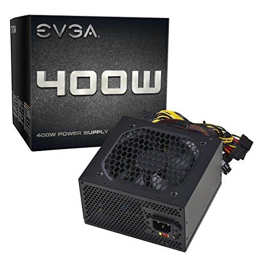 EVGA 100-N1-0400-L1 , 400 N1, 400W, 2 Year Warranty, Power Supply 100-N1-0400-L1