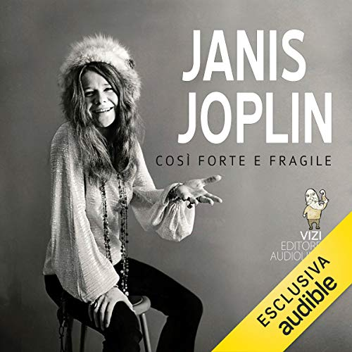 Janis, così forte e fragile copertina