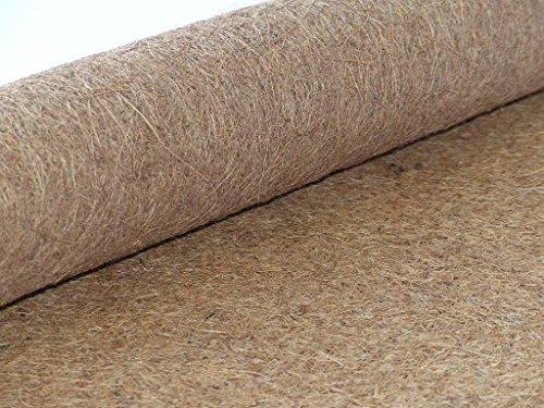 Kokosfaser Matte Winterschutz für Garten und Pflanzen – 150 x 50 cm