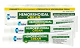 Hemorrhoid ointment works immediately to protect against further irritation. COMPARE TO PREPARATION H (3 - PACK) Provides prompt, soothing relief for hemorrhoid itching, burning and discomfort. Relieves both internal hemorrhoid symptoms and external ...