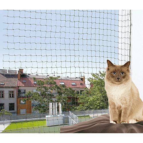 TRIXIE Red Protectora, Reforzada para Gatos