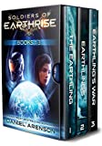 Soldiers of Earthrise: Books 1-3