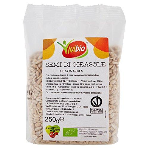 Vivibio Semi di Girasole - 250 g