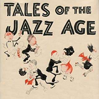 Benjamin Button and Tales of the Jazz Age audiobook cover art