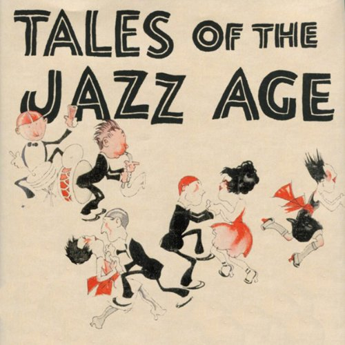 Benjamin Button and Tales of the Jazz Age cover art
