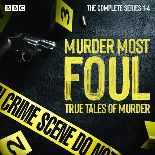 Murder Most Foul: The Complete Series 1-4 cover art