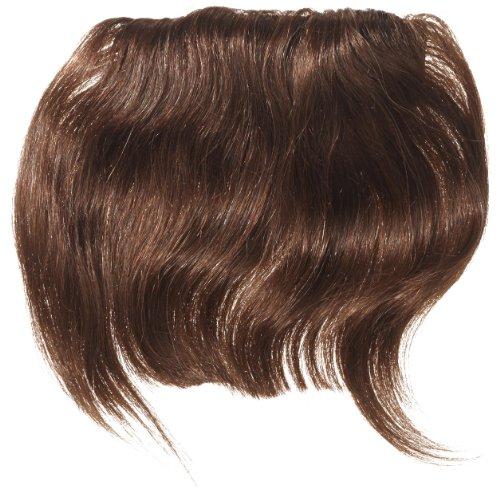American Dream - FRA1/QFC/VANESSA/2 - 100 % Cheveux Naturels - Frange Vanessa - Couleur 2 - Brun Foncé