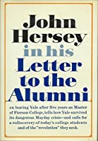 Letter to the Alumni 0394468430 Book Cover