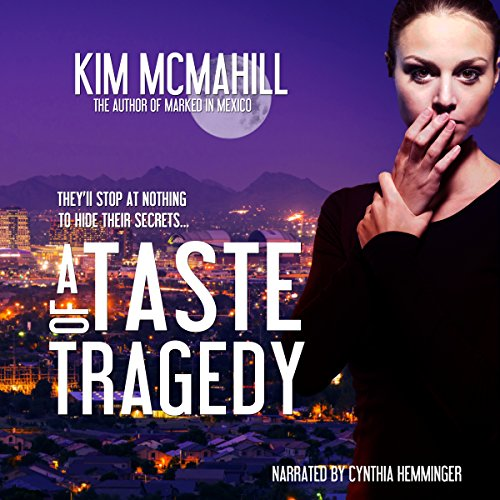A Taste of Tragedy audiobook cover art