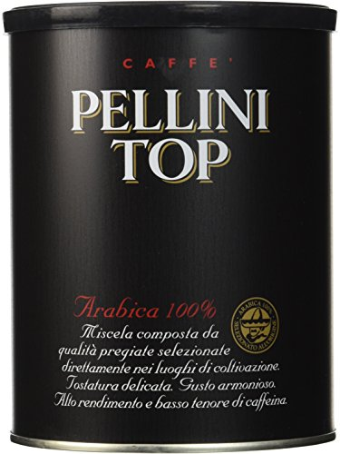 Pellini Caffè pour Moka, Pellini Top 100% Arabica - 2...