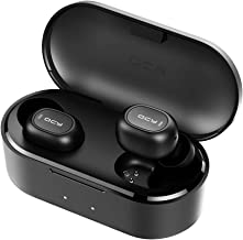 Auriculares Bluetooth con Micrófonos, HOMSCAM Impermeable