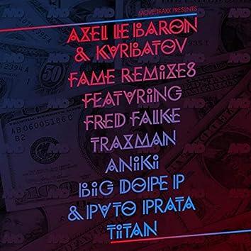 Fame Remixes