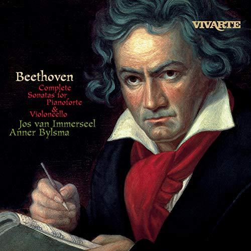 Beethoven: Complete Sonatas for Pianoforte & Violoncello