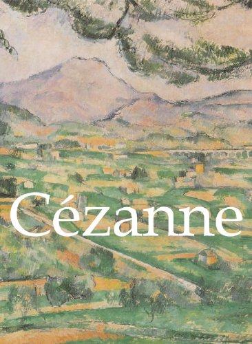 Cézanne (Mega Square) (English Edition)