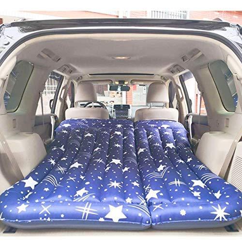 175 x 135 cm, materasso gonfiabile per auto da campeggio, materasso gonfiabile per auto