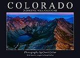 Colorado 2020 Scenic Wall Calendar