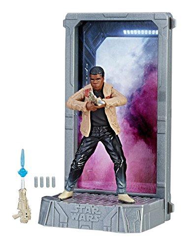STAR WARS Hasbro – C2573 The Black Series – Titanium Series – Finn – 13cm Figura