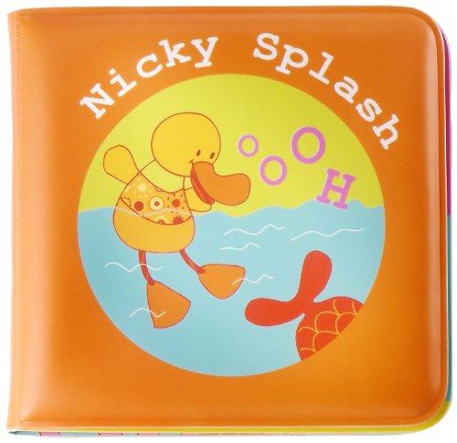 Lilliputiens - 86161 - Livre de bain - Nicky
