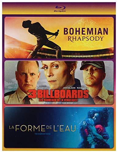 Three Billboards Outside Ebbing, Missouri (BOX) [Blu-Ray] [Region B] (Deutsche Sprache. Deutsche Untertitel)