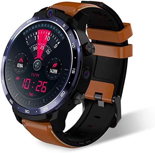 Reconocimiento Facial 3G RAM 32G ROM LTE SIM GPS WIFI Frecuencia Cardíaca Reloj Inteligente 4G 1.6 Pulgadas Sistema Operativo Android B
