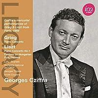 Legacy: Georges Cziffra Plays Grieg & Liszt
