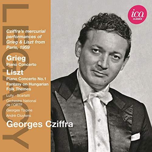 Legacy: Georges Cziffra