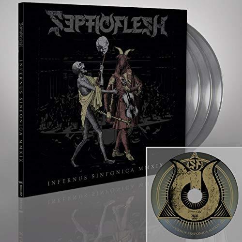 Infernus Sinfonica MMXIX - Silver Triple vinyl (3 LP)