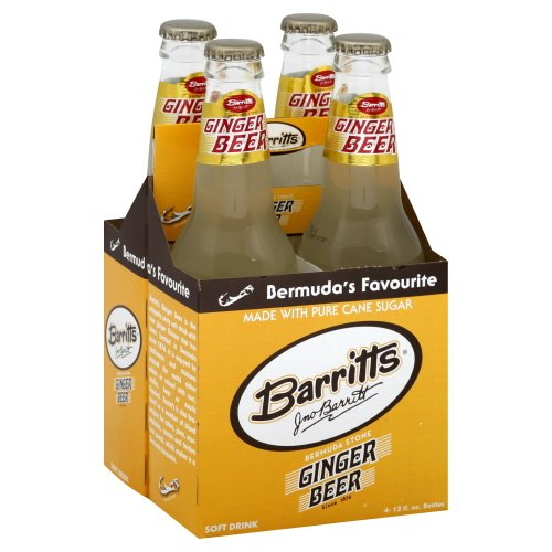 Soda 4Pk Ginger Beer (Pack of 6)