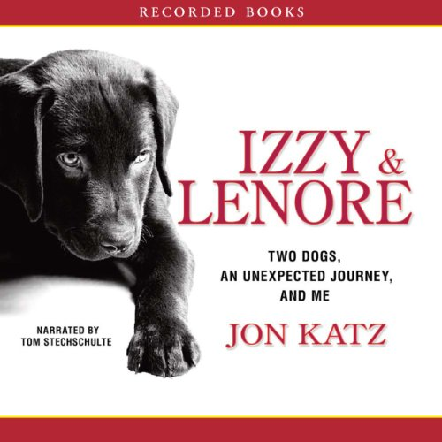 Izzy and Lenore  audiobook cover art